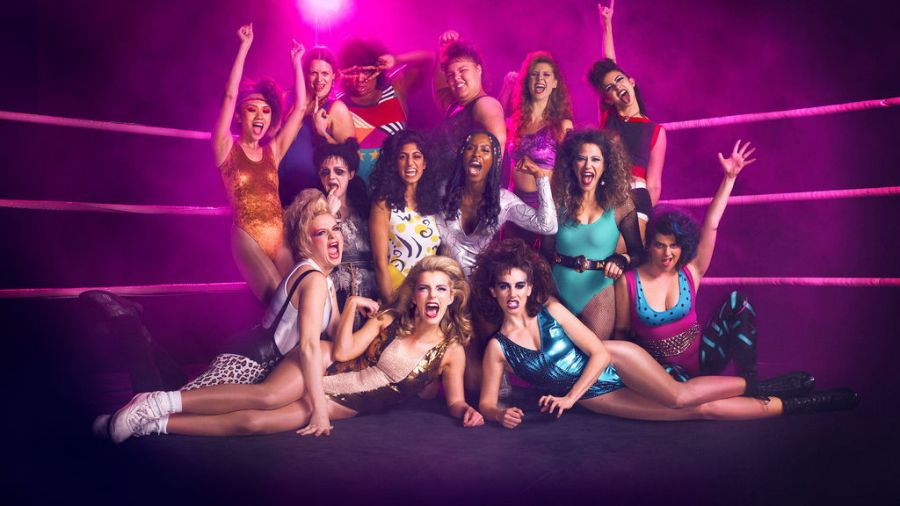 GLOW is a Delightful, Star Making Turn for Betty Gilpin