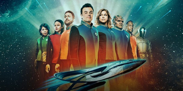 "First Thoughts: ""The Orville"""